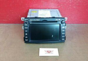 2011-2013 Kia Sorento Navigation Radio MP3 Bluetooth W/ Display 965601U500CA OEM