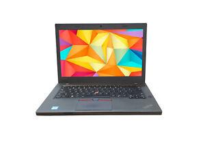 Lenovo ThinkPad T470p A-WARE Core i7-7820HQ 32GB 512GB SSD 2560x1440 GeForce DE