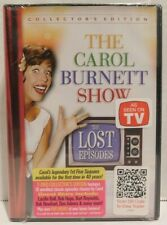 The Carol Burnett Show: The Lost Episodes Collector's Edition 7 Discs DVD 2015