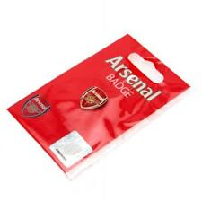 ARSENAL FC CREST ENAMEL CREST PIN BADGE FOOTBALL CLUB NEW XMAS GIFT
