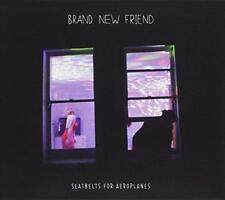 Brand New Friend - Seatbelts For Aeroplanes (NEW CD)
