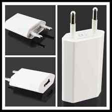 EU Enchufe 1A Triple Puerto USB Pared Viaje Hogar AC Adaptador De Cargador