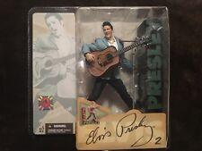 "2004 McFarlane Toys Elvis Presley 2 50th Anniversary 6"" Inch Action Figure"