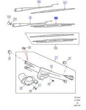 LAND ROVER GENUINE PART-BLADE ASSEMBLY- WIPER- Freelander (L314)- DKC500120
