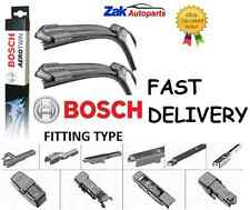 Audi A2 |2002-| Bosch Aerotwin Wiper Blade |Flat Type, Single| AP28U *NEW*
