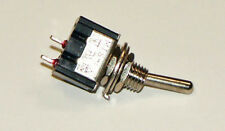 Pack of 5 Miniature SPST Toggle Switch ON-OFF  M101-5