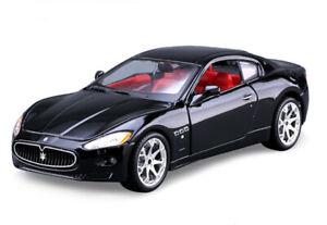 Bburago 1:24 Maserati Gran Turismo Die cast Model Car Toy New in Box