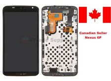 Google Nexus 6 Touch LCD Digitizer with frame Screen