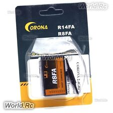 Corona R8FA 2.4Ghz Fasst Compatible Reciver For FUTABA FASST 2.4GHz transmitters