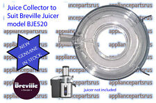 Breville Juice Collector for BJE510 BJE520 Juicer - BJE520/04 - NEW - GENUINE