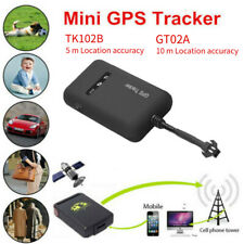 GT02A GPS Tracker GSM GPRS SMS Surveillance Car Tracking Theft Protection Locato