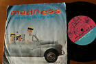 MADNESS<1982<DRIVING IN MY CAR< 45rpm 7in JUKEBOX SINGLE VINYL RECORD