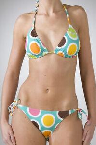 Roxy Jump Start String Cobana Bikini.