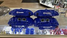 Bmw Calipers Porsche 996 Brembo E46 E36 Bbk Brakes Upgrade Front Rears