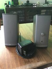 Bose Companion 2 Series II Computer Multimedia Speakers