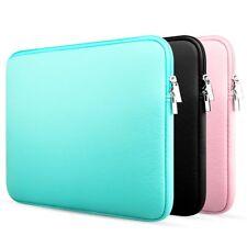 "Laptop Sleeve Case Bag Cover Waterproof 11.6""-15.6""For Notebook MacBook Air Pro"