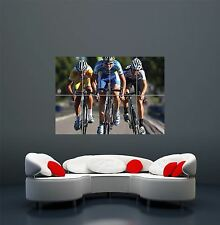 TOUR DE FRANCE CYCLING GIANT ART POSTER PRINT  WA410