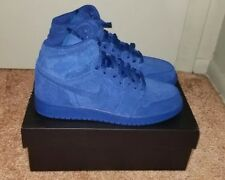 NIKE AIR JORDAN 1 RETRO HIGH TEAM ROYAL SIZE KIDS 6.5 [332550-404]