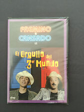 DVD FAEMINO Y CANSADO EN EL ORGULLO DEL 3er MUNDO - DVD 4 Capítulos 11-12-13