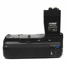 Wasabi Power Battery Grip BG-E8 for Canon LP-E8 and Canon EOS Rebel T2i, T3i,