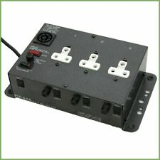 More details for pulsar 3x 5 amp mini pack dimmer - working spares