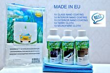 5 PACK Nano Paint Surface/Protection Coating Interior+Exterior+Glass MADE IN EU