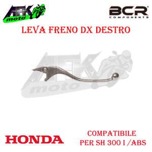 Leva Freno Destra DX per Scooter Honda SH 300 i/ABS dal 2007 al 2018