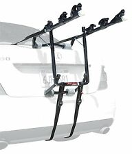 3-Bike Trunk Mounted Bicycle Carrier Rack for 2016 & 2017 model-year cars