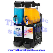 CAB Skyline Elite 2 - Twin Bowl Slushie Machine - Brand New with Warranty