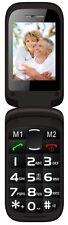 Seniorenhandy Grosstastentelefon Handy Klapphandy Telefon kein Vertrag Dual SIM