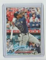 2018 Topps Holiday Rookie RC Ronald Acuna Jr HMW50 Braves