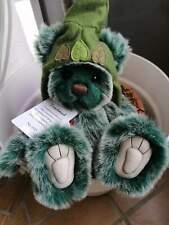 Charlie Bears Toadstool ca. 30cm Weltweit Limitiert auf 3000 Stck Nr. 1425