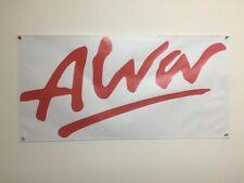 Alva Skateboards Dogtown 80's Skateboarding 2X4 Ft Banner Shop Display Garage