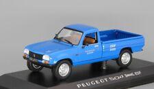 """Peugeot 504 Pick Up 4х4 Dangel """"EDF"""" 1996 Norev 475453 1:43"""