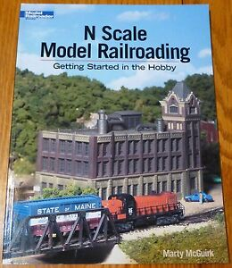 How to Book: #12205 N Scale Model Railroading (We Combine your Books)