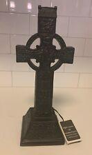 Muiredach Vintage High Celtics Cross, Owen Crafts, 11.5� Tall, Irish Turf