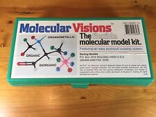 Molecular Visions The Flexible Molecular Model Kit Chemistry 1996
