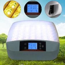 220V 56 Eggs Incubator Chicken / Duck / Geese / Bird Egg Incubator Auto Turn Egg