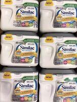 *6x Similac Pro-Advance (HMO) Non-GMO Infant Formula Milk Powder Iron 23.2 oz