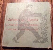 Alphabet For Joanna 1963