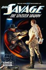 NEW Doc Savage: The Sinister Shadow by Kenneth Robeson