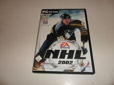 PC  NHL 2002