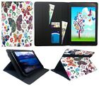Universal Wallet Case Cover for Woxter SX 220 Quad Core 10.1 inch Tablet