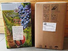 VINO NERO DI TROIA PUGLIA / AGLIANICO DEL VULTURE BAG IN BOX 20 LT