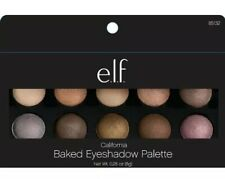 E.L.F. Cosmetics Baked Eyeshadow Palette ELF NYC 85132C