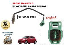 FOR SUZUKI SWIFT 1.6 2006-2012 FRONT MANIFOLD PRE CAT 02 OXYGEN LAMBDA SENSOR
