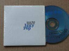 RARE  CD  PROMO DE IGGY POP