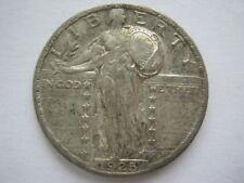 États-Unis 1925 Quarter NVF