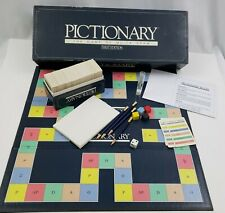 Pictionary Drawing Game Family First Edition Complete Ready to Play Vintage