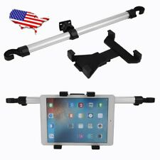 """360° Universal Car Seat Headrest Mount Holder for 7""""-10"""" Phone Tablet iPad MY"""